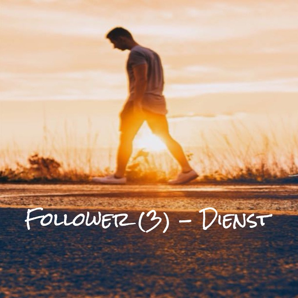 Follower (3) - Dienst